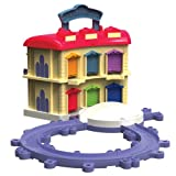 Chuggington Diecast Portable Double Decker Roundhouse