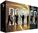 James Bond - 22 Film Collection DVD Box