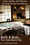 51uq81gbPlL. SL160 natural beauty books Buy Natural Beauty Books Online Bath and Body ... Your Home Beauty Spa