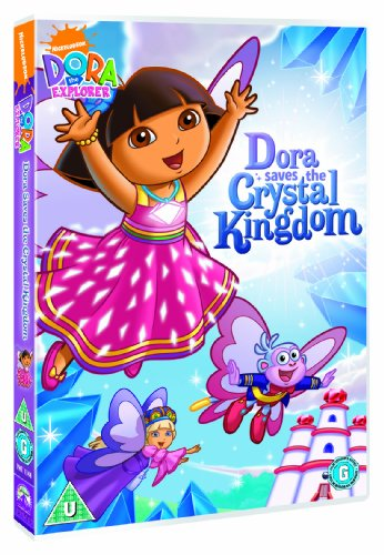 Dora The Explorer - Dora Saves The Crystal Kingdom [DVD] [2009]