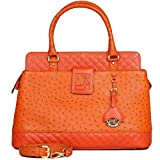 Da Milano Tote Bag ( ORANGE)