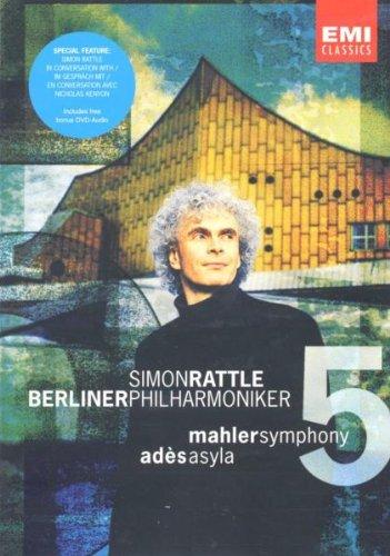 Mahler: Symphony 5; Ades: Asyla [DVD]