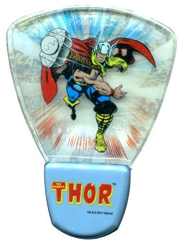 Marvel Comics The Mighty Thor Advanced Technology LED Night Light - 1