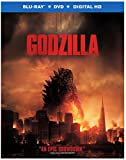 Godzilla (Blu-ray + DVD + Digital HD UltraViolet Combo Pack)