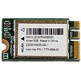CUK Killer Doubleshot Wireless-AC 1525 + Bluetooth 4.1 M.2 NGFF E/A Key Wireless Network Card for Laptops