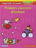 Premiers exercices d'écriture maternelle grande section