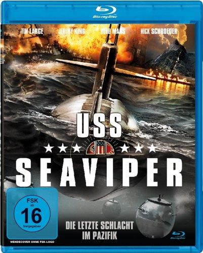 USS Seaviper [Blu-Ray] [Alemania]