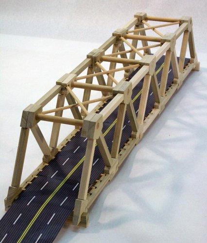 The Warren Truss Bridge, Long Version