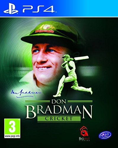 Don Bradman Cricket 14 [PlayStation 4, PS4]