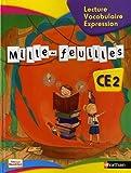 Mille-feuilles CE2 Lecture - Vocabulaire - Expression