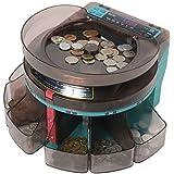 エンゲルス コインソーター 電動小型硬貨選別計数機 SCS200
