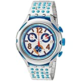 Swatch Unisex YYS4007AG Analog Display Quartz Multi-Color Watch