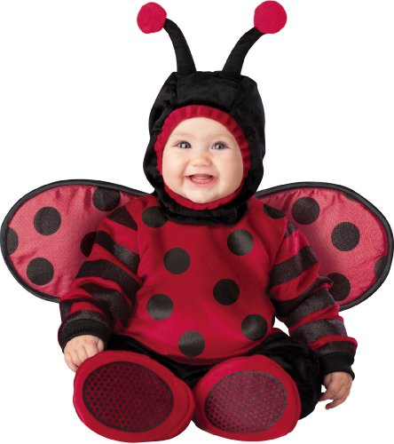 InCharacter Costumes Baby's Itty Bitty Lady Bug Costume