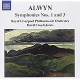 Alwyn : symphonies 1 et 3
