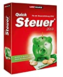Software - QuickSteuer 2013 (f�r Steuerjahr 2012)