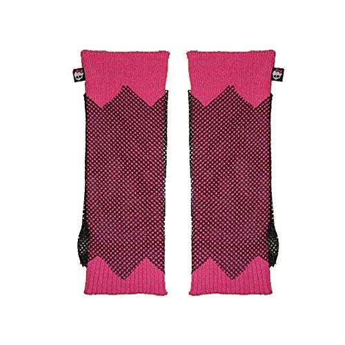 Monster High Arm Wamer - Pink with Black Fish Nets футболка wearcraft premium printio дроид k 2so