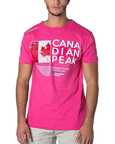 CANADIAN PEAK T-Shirt Jiltord rosa