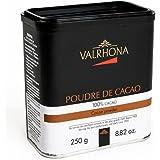 Valrhona 100% Pure Cocoa Powder (8.8 ounce)