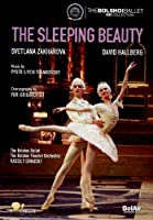Tchaikovsky: The Sleeping Beauty (Bolshoi Theatre: Svetlana Zakharova, David Hallberg, Maria Allash) [DVD] [2012]