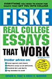 img - for Fiske Real College Essays That Work (Turtleback School & Library Binding Edition) book / textbook / text book