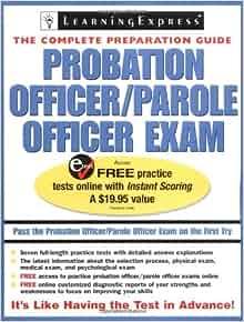 Probation/Parole Officer Exam (Probation Officer/Parole Officer Exam