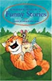 A Treasury of Funny Stories (The Kingfisher Treasury of Stories)