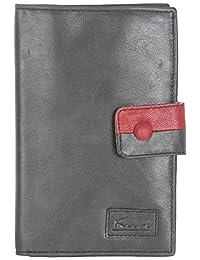 Krivi Women's Wallet (Black) - B01CGQ40LA