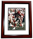 Signed Craig Picture - San Francisco 49ers 8x10 MAHOGANY CUSTOM FRAME - Autographed MLB Photos at Amazon.com