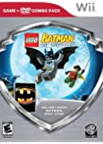 LEGO Batman - Silver Shield Combo Pack - Nintendo Wii