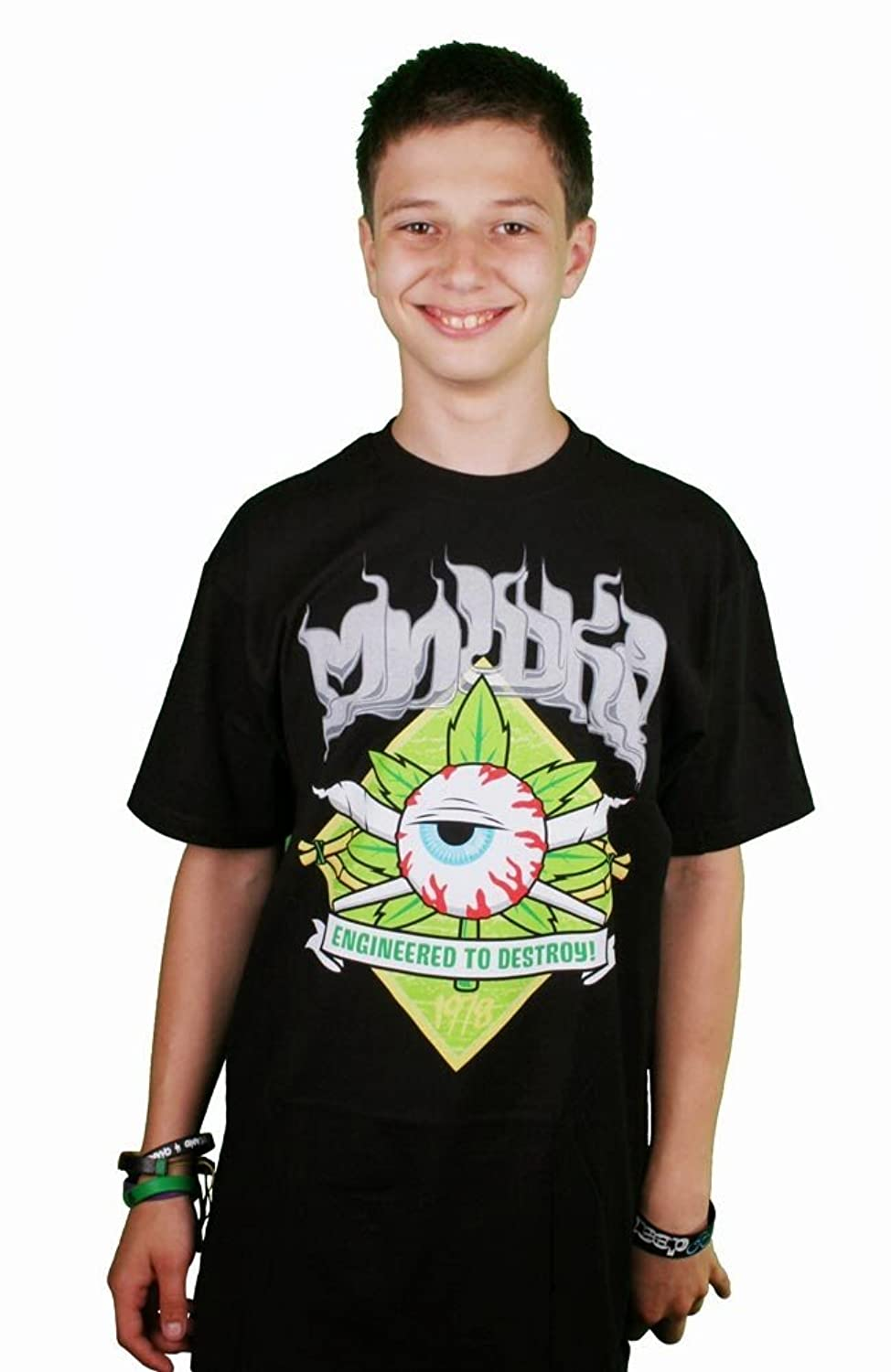 Mishka Nyc Clothing Mishka Nyc Men 39 s High Tide t