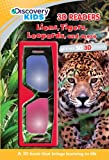 Lions, Tigers, Leopards, & More (Discovery Kids) (Discovery 3D Readers)