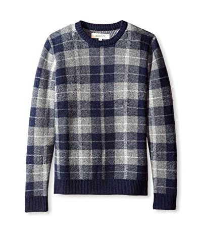 Barque Men's Plaid Sweater