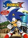 Sonic X, Tome 2 : Records de vitesse par Edkin