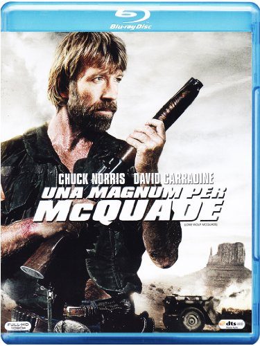 Una magnum per McQuade [Blu-ray] [IT Import]