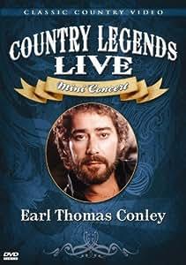 Earl Thomas Conley - Country Legends Live Mini Concert