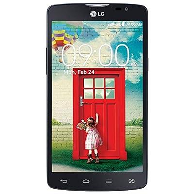 LG L80 Dual D380 (Black)