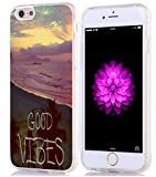 Cell Phones Accessories Best Deals - Iphone 6S Case, IWONE Apple Iphone 6 Case Tpu Skin Cover Quotes Writings Words On Back