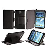 AceAbove Samsung Galaxy Note 3 Case - Protective Stand Case for Galaxy Note III [Black]