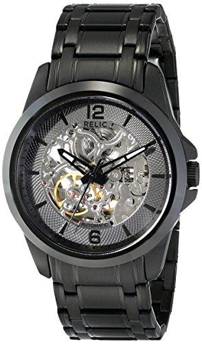 relic-herren-zr12110-analog-display-analog-quartz-black-armbanduhr