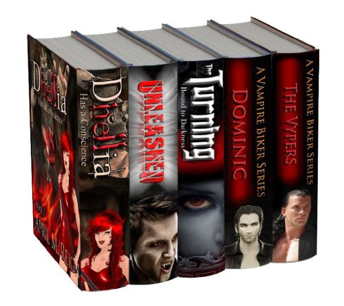 April M Reigns Vampire ebook