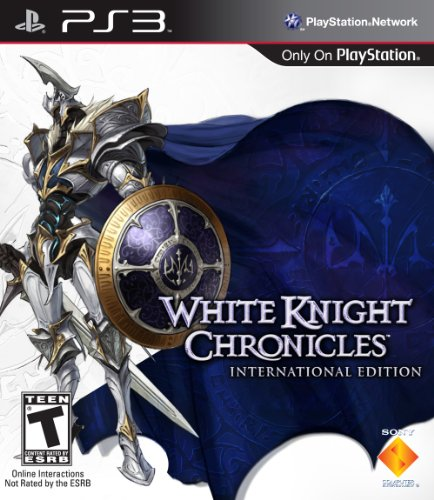 White Knight Chronicles International Edition - Playstation 3 front-788390