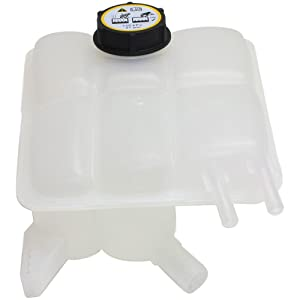 BROCK Coolant Recovery Tank Expansion Reservoir Bottle w//Cap Replacement for 00-05 Dodge Plymouth Neon 2.0L 5278027AB 5278828AA 5278027AC CH3014107