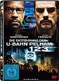 Die Entführung der U-Bahn Pelham 123 [DVD]
