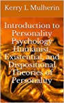 Introduction  to  Personality Psychol...