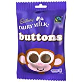 Cadbury Dairy Milk Buttons 145g - Pack of 12