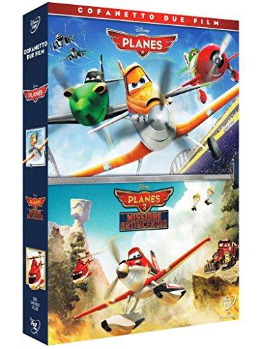 Planes 1 & 2 (Cofanetto 2 DVD)
