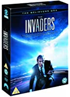 The Invaders - The Believer's Box (Complete Box Set) [DVD] [Import anglais]