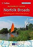 Norfolk Broads: Waterways Guide 8 (Collins/Nicholson Waterways Guides)
