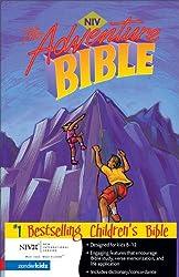 The New International Version Adventure Bible