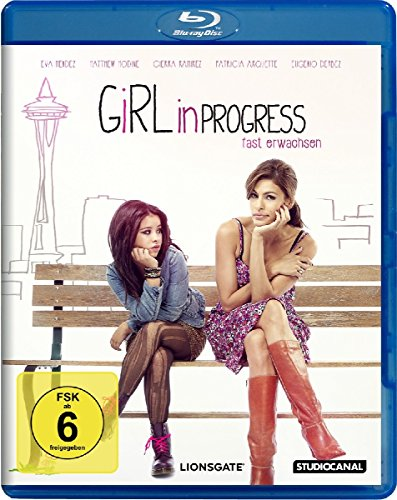 Girl in Progress - Fast erwachsen [Blu-ray]